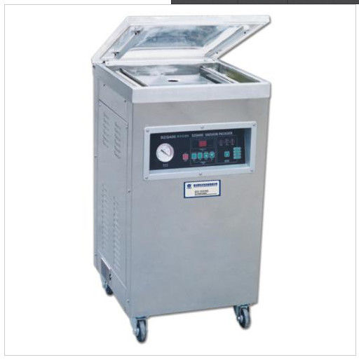 Stainless Steel Food Vacuum Packaging Machine For Condiments / Preserved Fruits